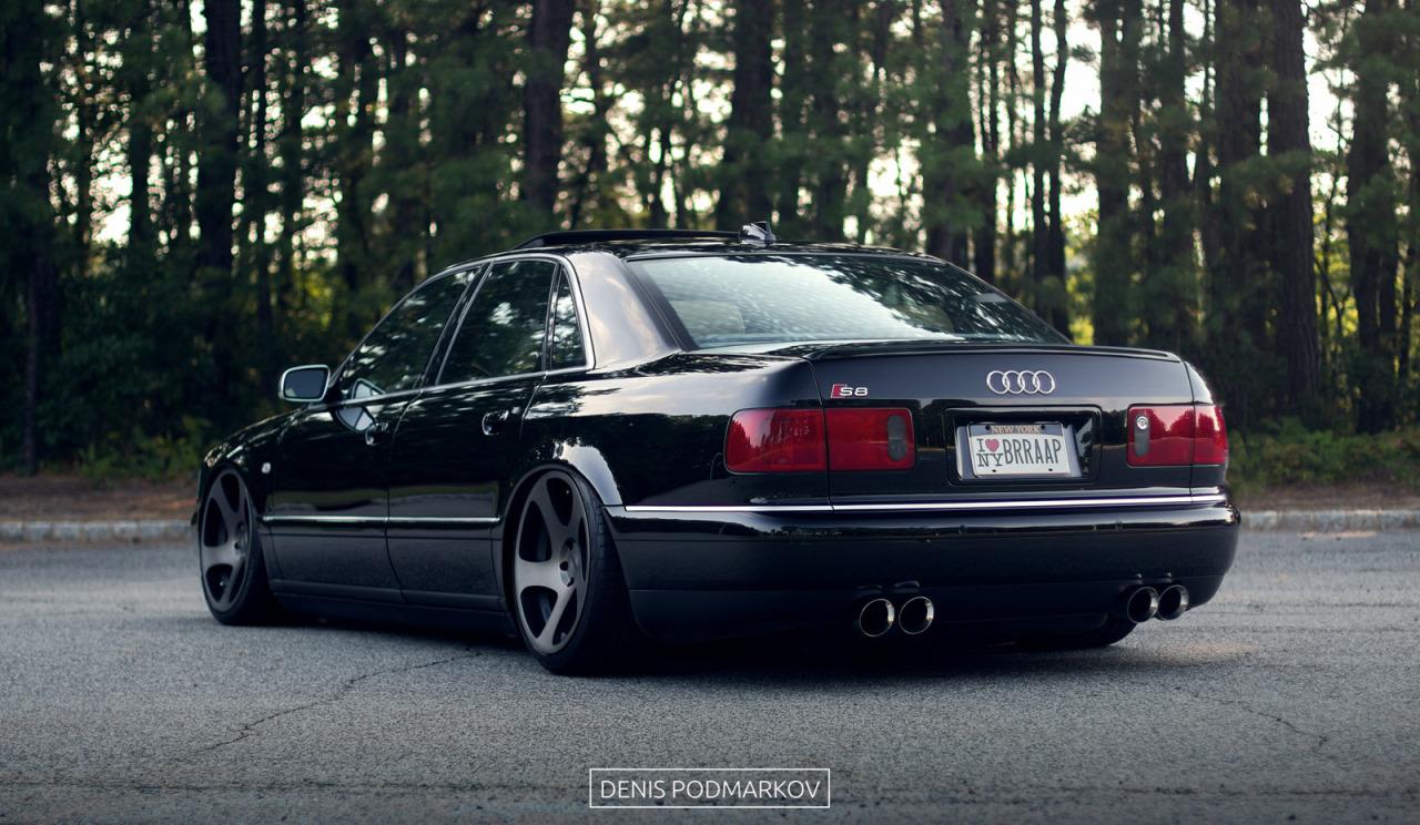Audi A8 D2 1994 1995 1996 1997 1998 1999 Fuse Box A6 C5 12 Tuning 1