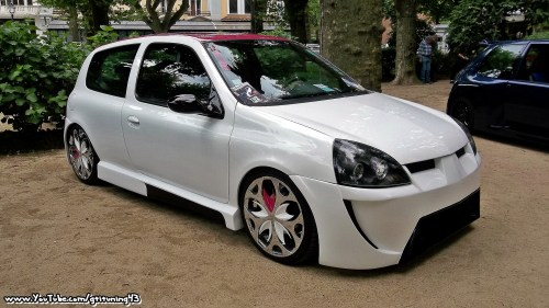 small resolution of renault clio ii facelift tuning 3