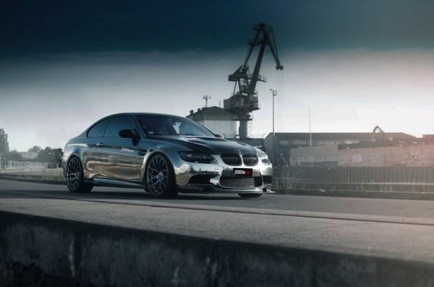 fostla BMW M3 1