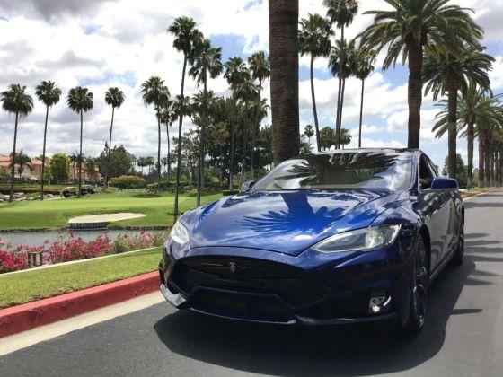 LARTE Tesla Blue7
