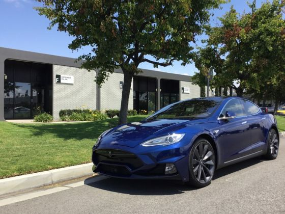 LARTE Tesla Blue8