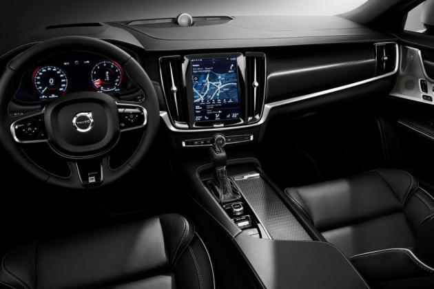 Volvo S90 V90 R Design 002