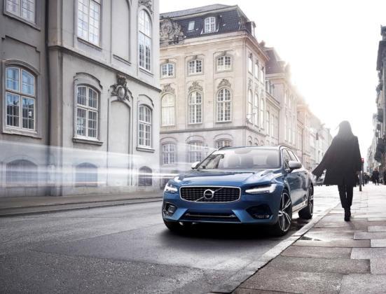 Volvo S90 V90 R Design 008