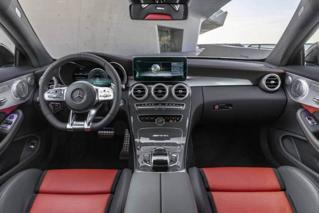 Mercedes AMG C 63 1 5