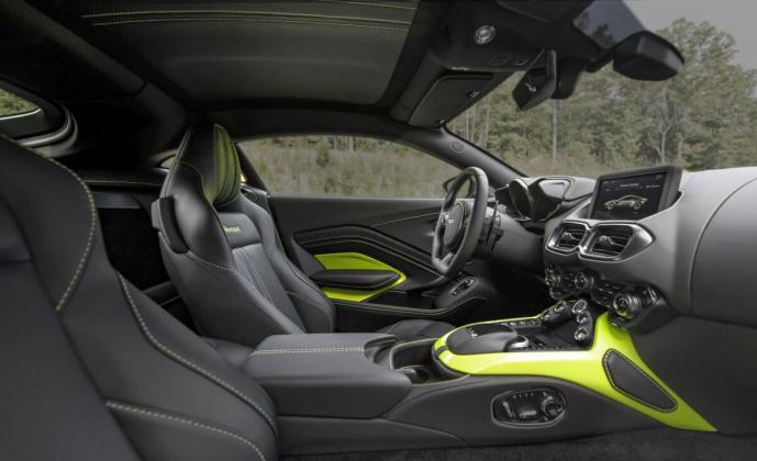 Aston Martin VantageLime Essence16 jpg