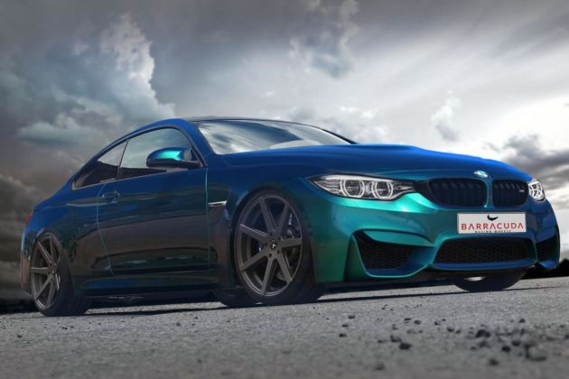 BMW Frontvirus preview