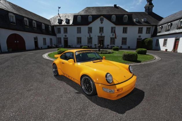 Porsche DP 2