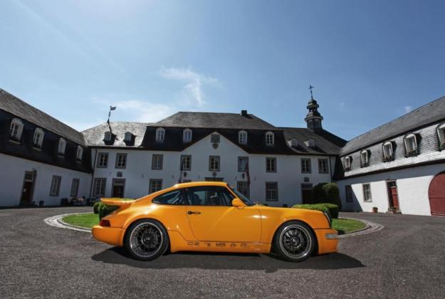 Porsche DP 3