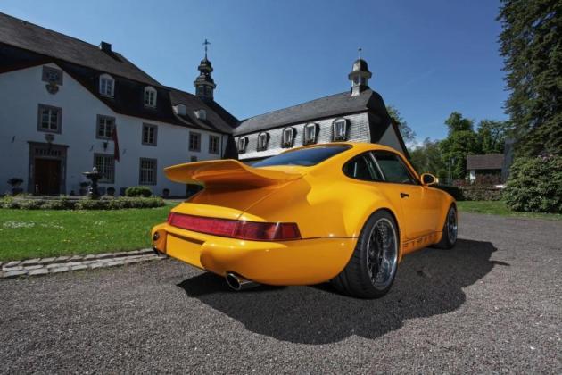 Porsche DP 7