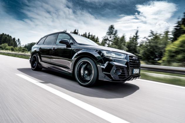 ABT Audi Q7 50 TDI 02