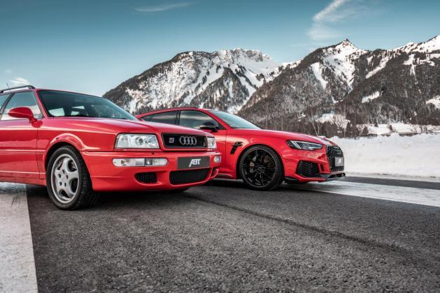 ABT RS4 Audi RS2 05
