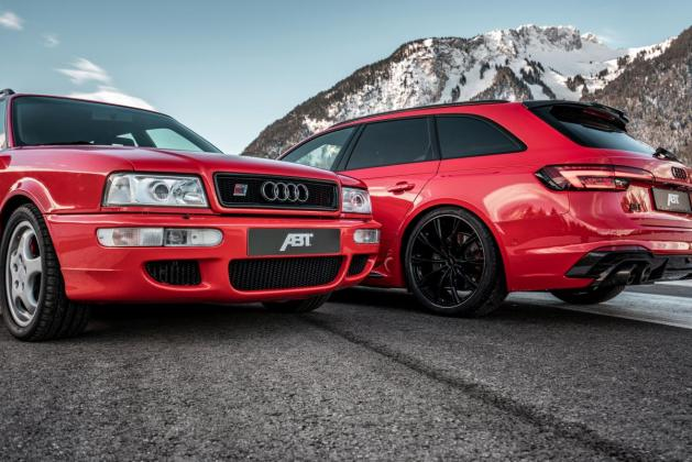 ABT RS4 Audi RS2 08