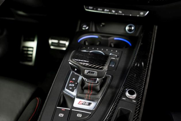 ABT RS4 Cockpit 2