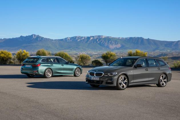 BMW 3er Touring 2019 12