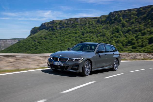 BMW 3er Touring 2019 2