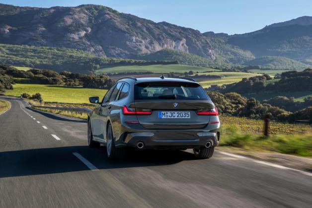 BMW 3er Touring 2019 4