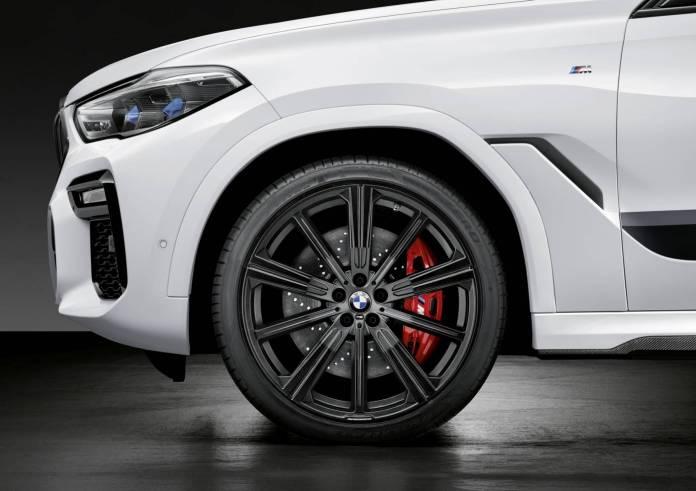 BMW X6 BMW X7 8