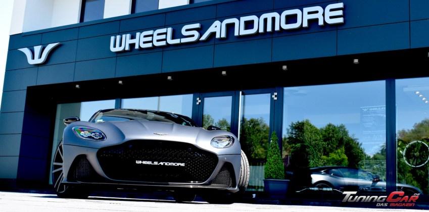Wheelsandmore Aston Martin DBS Superleggera 7