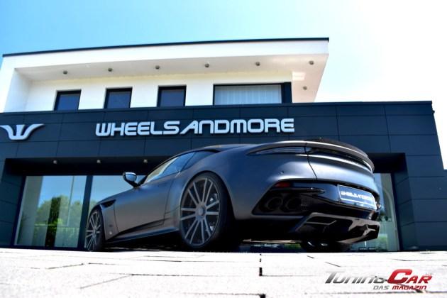 Wheelsandmore Aston Martin DBS Superleggera 8