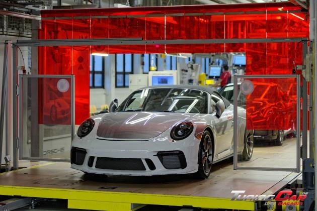 Letzter Porsche 911 der Generation 991 läuft vom Band 5