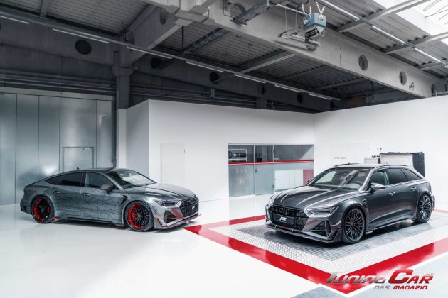 ABT RS6 R RS7 R HR22 1