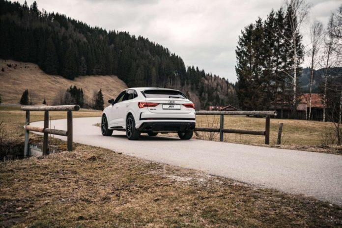 ABT Audi RS Q3 weiß FR20 8