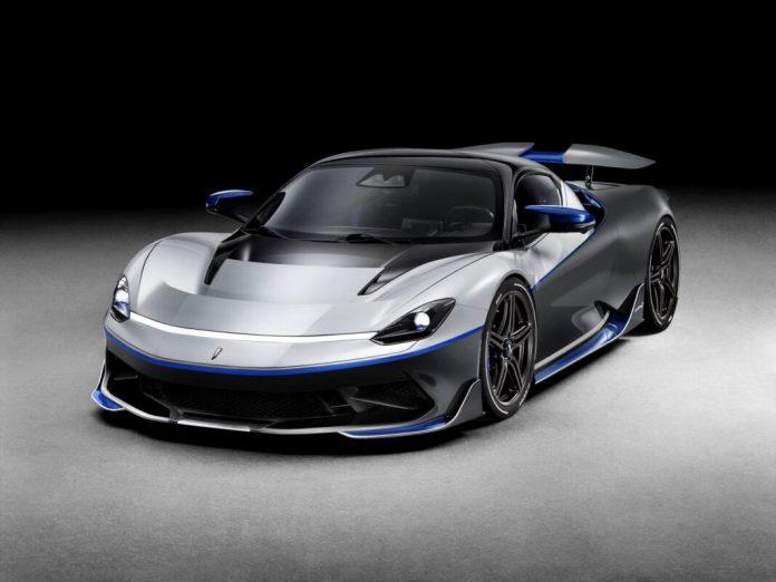 Automobili Pininfarina battista 2