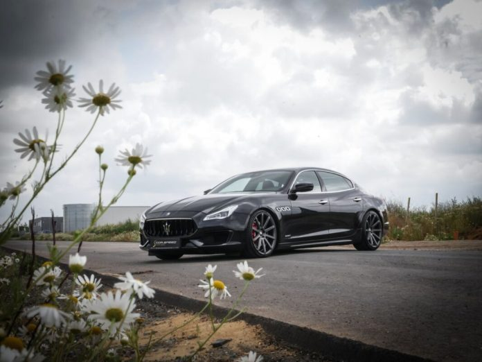 Corspeed Wheels Maserati Quattroporte 11