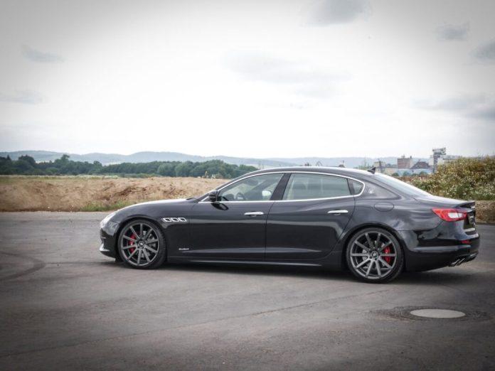 Corspeed Wheels Maserati Quattroporte 5