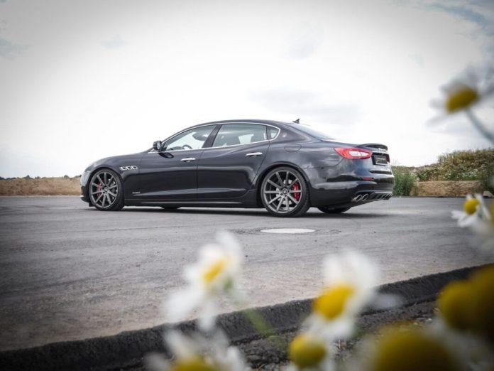 Corspeed Wheels Maserati Quattroporte 8