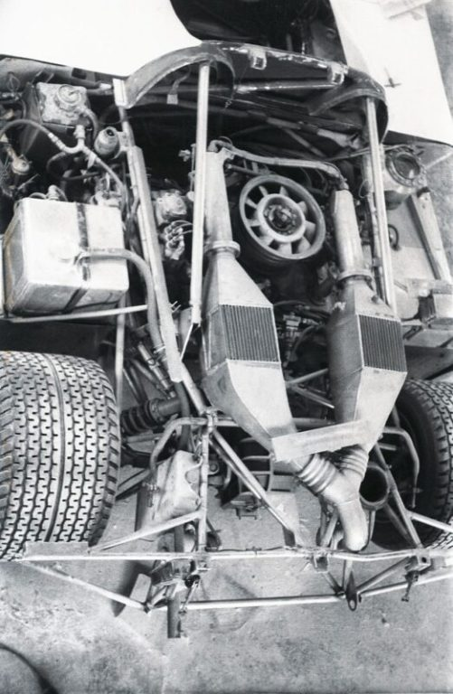 80 Jahre Ekkehard Zimmermann dp Motorsport 1975 Porsche 908 03 006 Dr Dannesberger