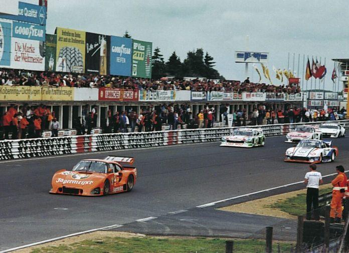 80 Jahre Ekkehard Zimmermann dp Motorsport 1981 Kremer Porsche 935 K4 NuerburgrIng