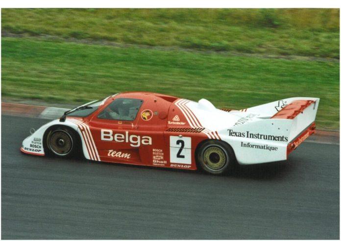 80 Jahre Ekkehard Zimmermann dp Motorsport 1982 Joest Porsche 936C Nuerburgring