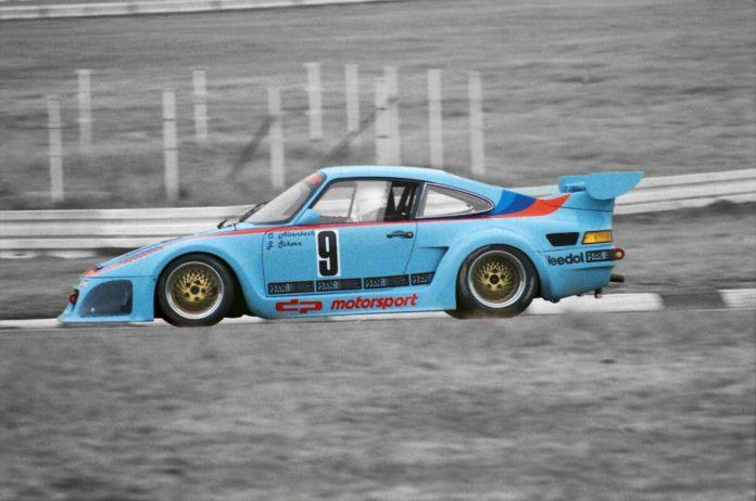 80 Jahre Ekkehard Zimmermann dp Motorsport 1987 Schorn Porsche 935 II Hockenheimring