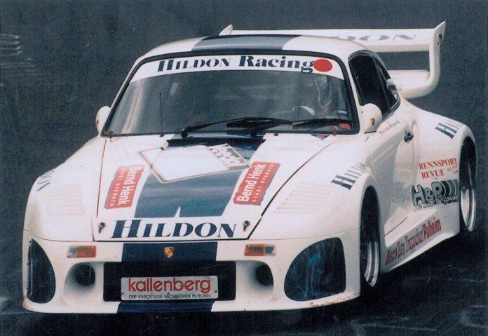 80 Jahre Ekkehard Zimmermann dp Motorsport 1994 VLN Porsche 935 RSR Generation 964