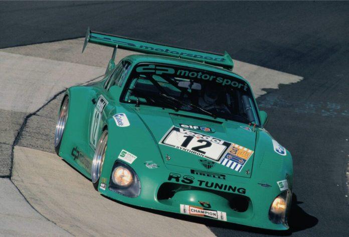 80 Jahre Ekkehard Zimmermann dp Motorsport 1997 VLN Porsche 935 RSR Generation 964