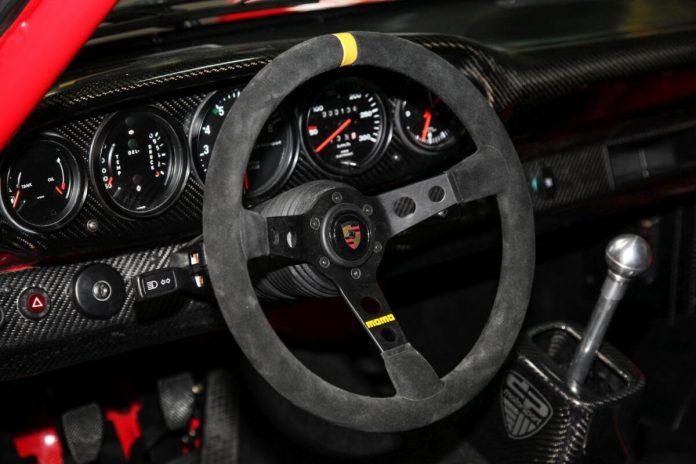 80 Jahre Ekkehard Zimmermann dp Motorsport 2017 911RSR Redevolution 03
