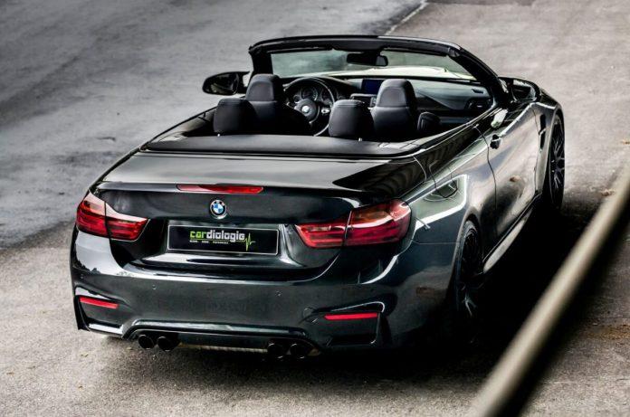 BMWM4 Cabrio F87 12