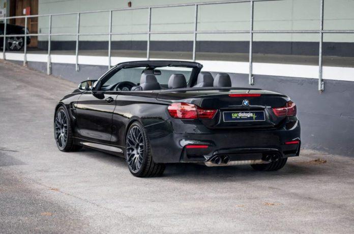 BMWM4 Cabrio F87 8