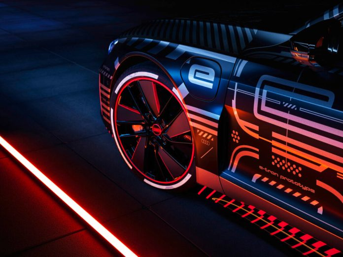 Audi e tron GT 1