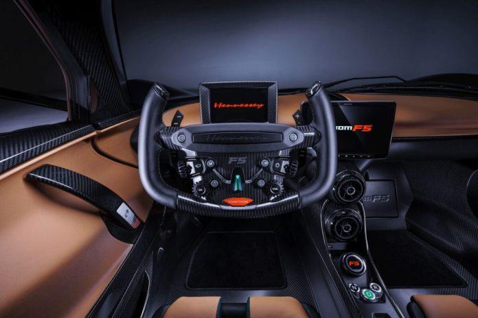 Hennessey Venom F5 studio interior high res 003 1