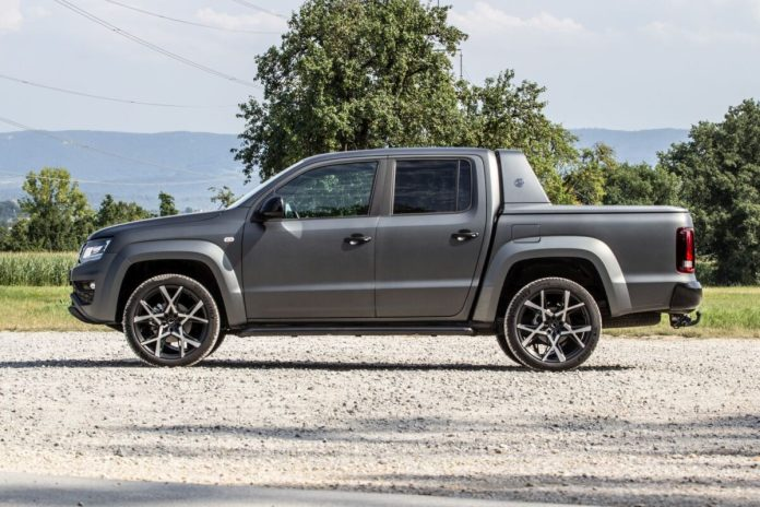 Barracuda Project X VW Amarok 5