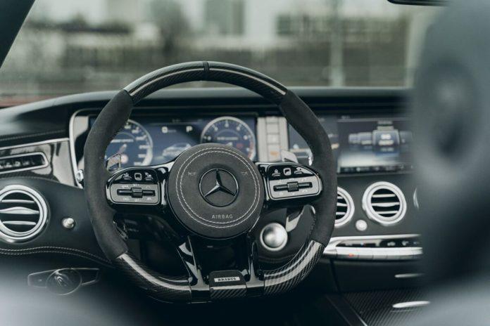 5 Mercedes Benz S63 Cabrio Brabus