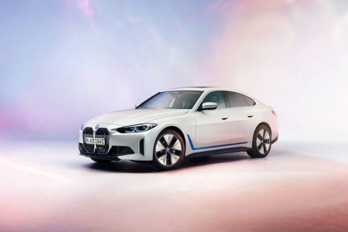 BMW i4 2