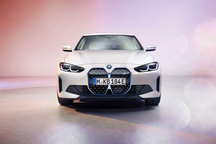 BMW i4 4