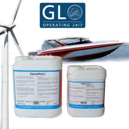 ЭПОКСИДНАЯ СМОЛА L(765гр)+Отвердитель GL2(235гр)