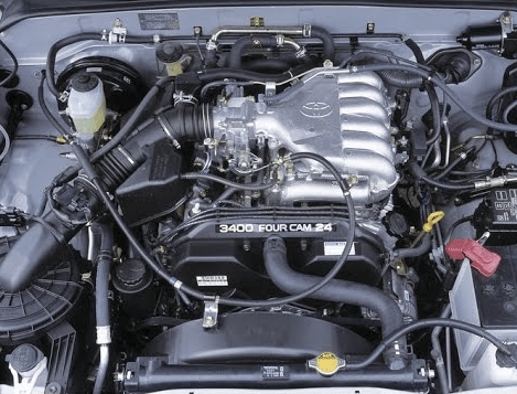 Toyota 5VZ-FE Engine Problems