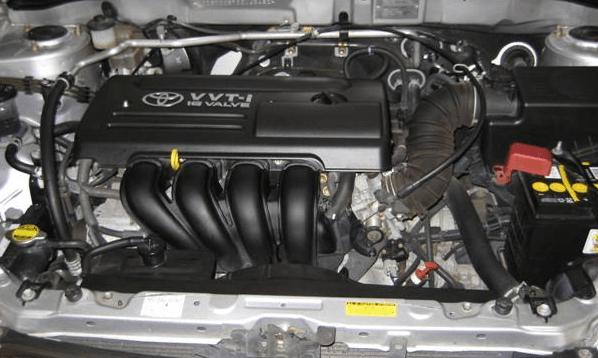 Toyota 1ZZ-FE Engine Problems