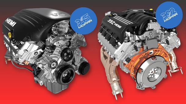 Dodge 6.4 vs 5.7 HEMI Specs, Performance, Reliability, MPG