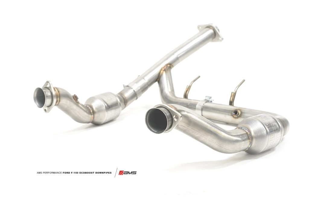 F150 AMS Performance Downpipe Upgrade
